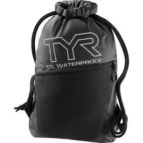 TYR Alliance Waterproof Sackpack-laukku, black